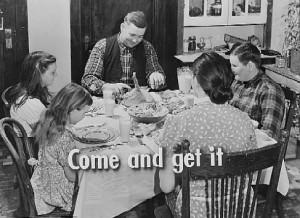 family-at-dinner
